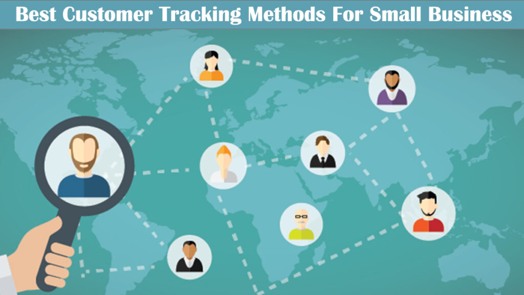 How to track customers?